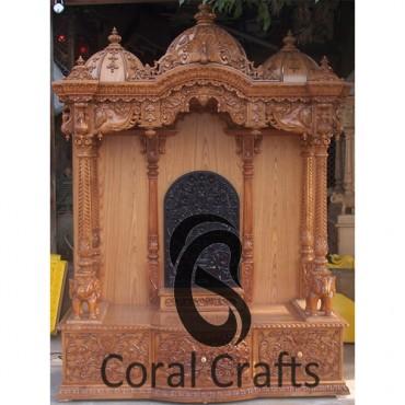 Small Laxmi Idol Brass made...